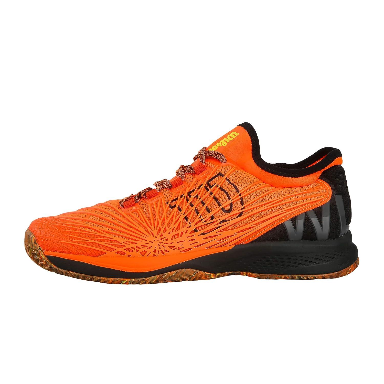 Orange Noir Jaune 41 1 3 EU WILSON KAOS 2.0 SFT, Chaussures de Tennis Homme