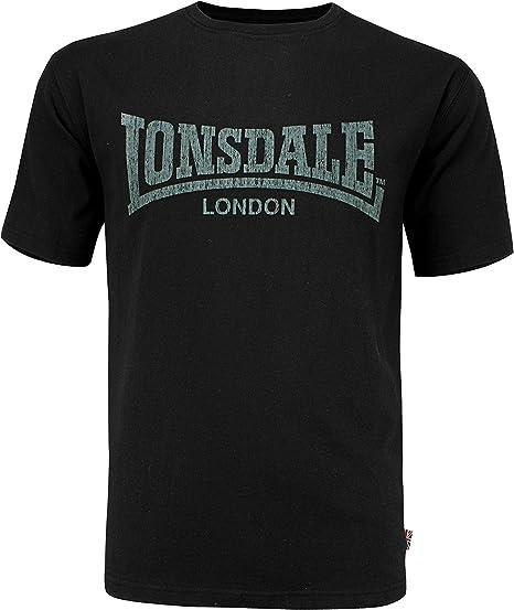 Lonsdale Vintage T Shirt Uomo