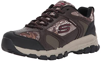 Skechers Sport Men's Outland 2.0 Oxford,Camo,6.5 4E US