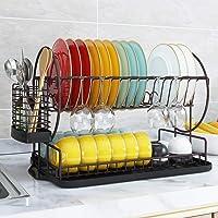 cesta de almacenamiento expansible Yongirl Soporte telesc/ópico para fregadero soporte de esponja para jab/ón y fregadero para cocina