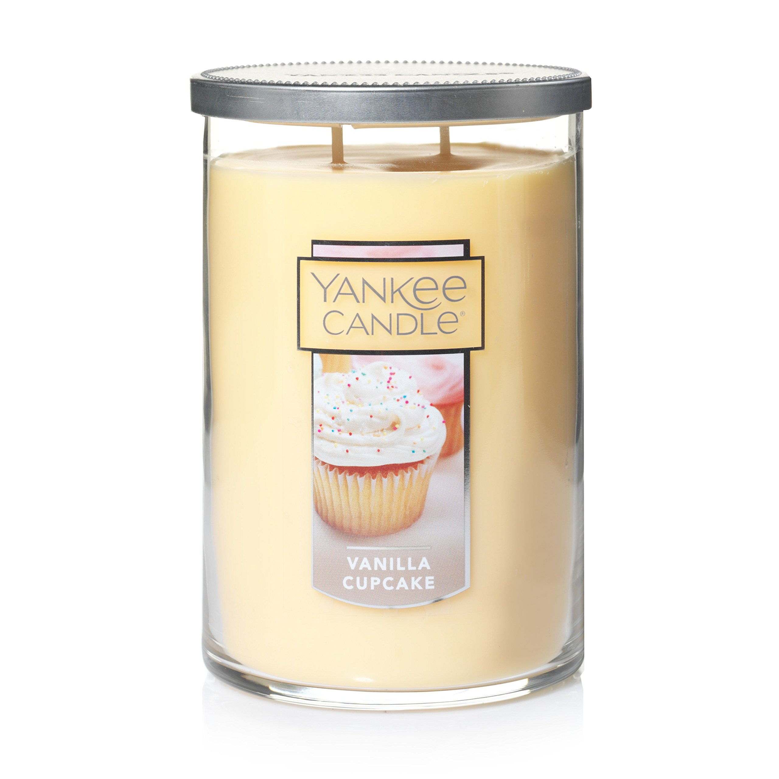 Yankee Candle Large 2-Wick Tumbler Candle, Vanilla Cupcake by Yankee Candle