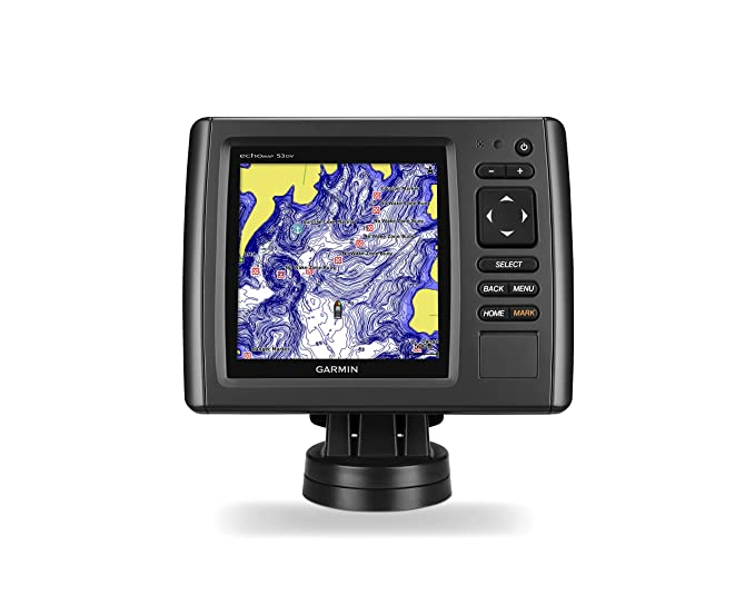 amazon com garmin echomap 53dv with transducer cell phones rh amazon com