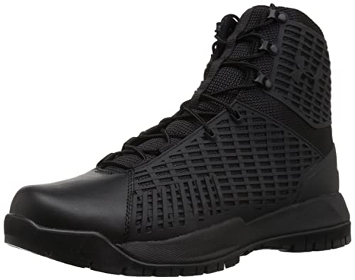 Under Armour Men's Stryker Side Zip Military And Tactical Boot