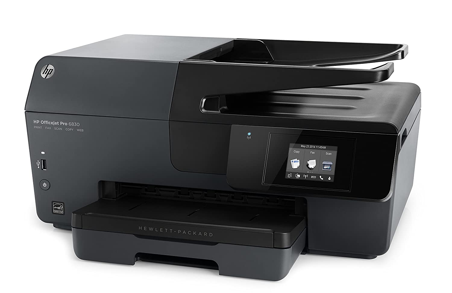HP Officejet Pro 6830 - Impresora multifunción de tinta - B/N 29 PPM, color 24 PPM