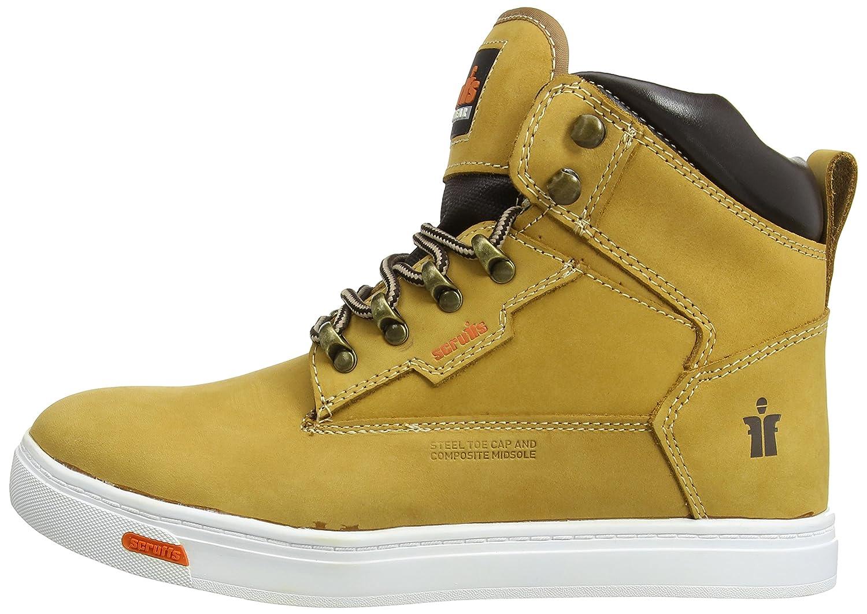 Scruffs Twister Sport Boot SBP Chaussures de s/écurit/é Homme