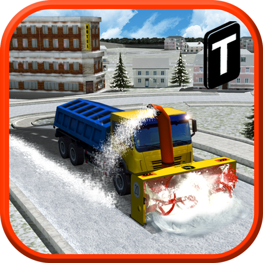 Snow Blower Truck Sim 3D (Snow Blower Truck compare prices)