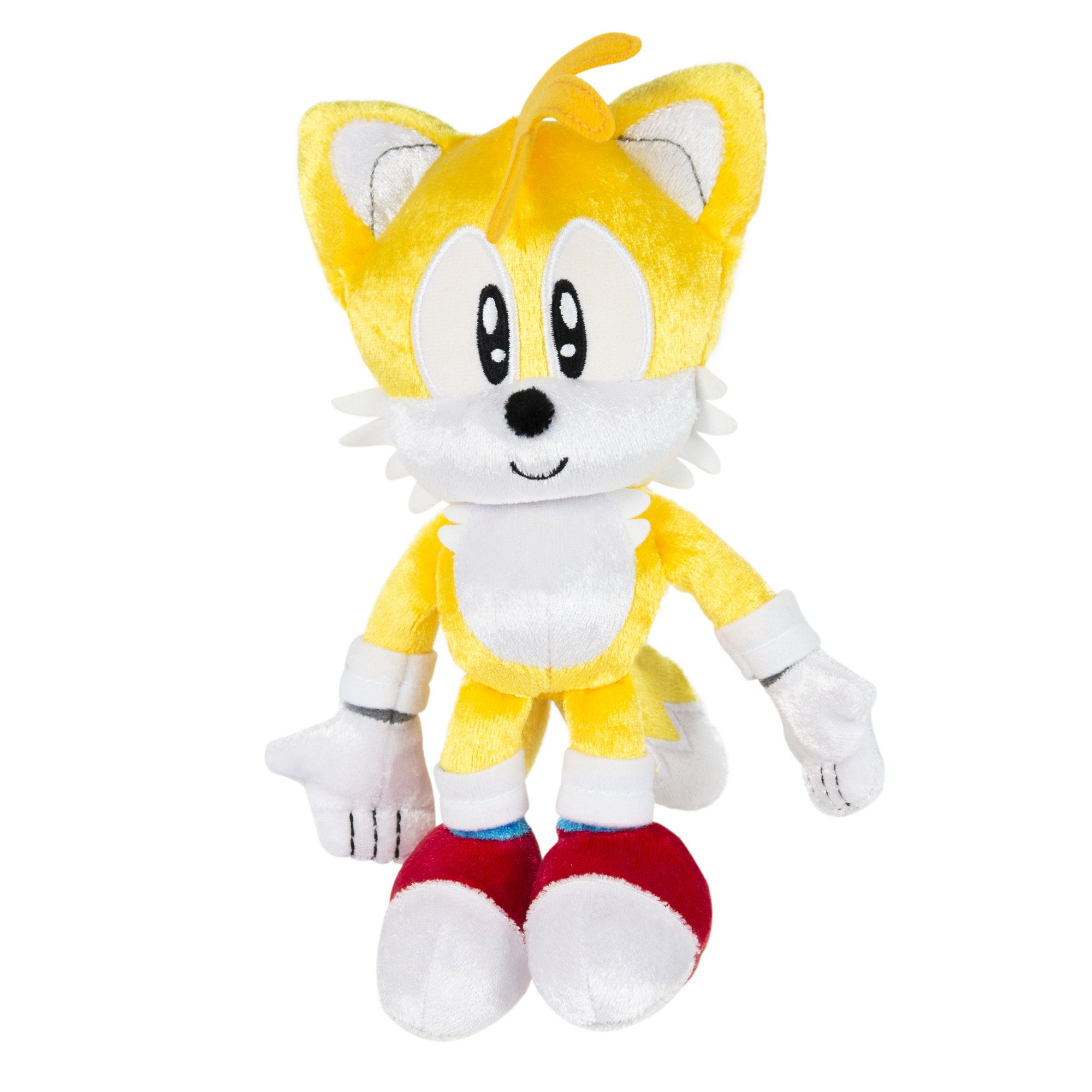 Sonic 25th Anniversary Small Plush, 1992 Tails by TOMY