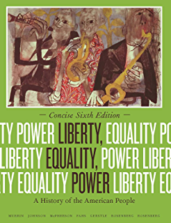 Amazon liberty equality power a history of the american liberty equality power a history of the american people concise edition fandeluxe Gallery