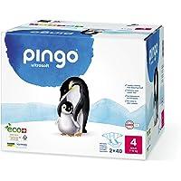 Pingo Pañales 7-18 Kg, Talla 4, Pack