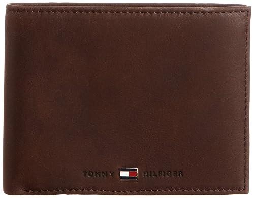 Tommy Hilfiger Johnson Trifold Wallet - Monedero de Cuero ...