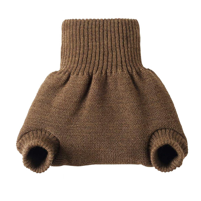 Disana Organic Merino Wool Nappy Wrap / Diaper Cover Overpants 62/68 Blue 26501-081-00501-21
