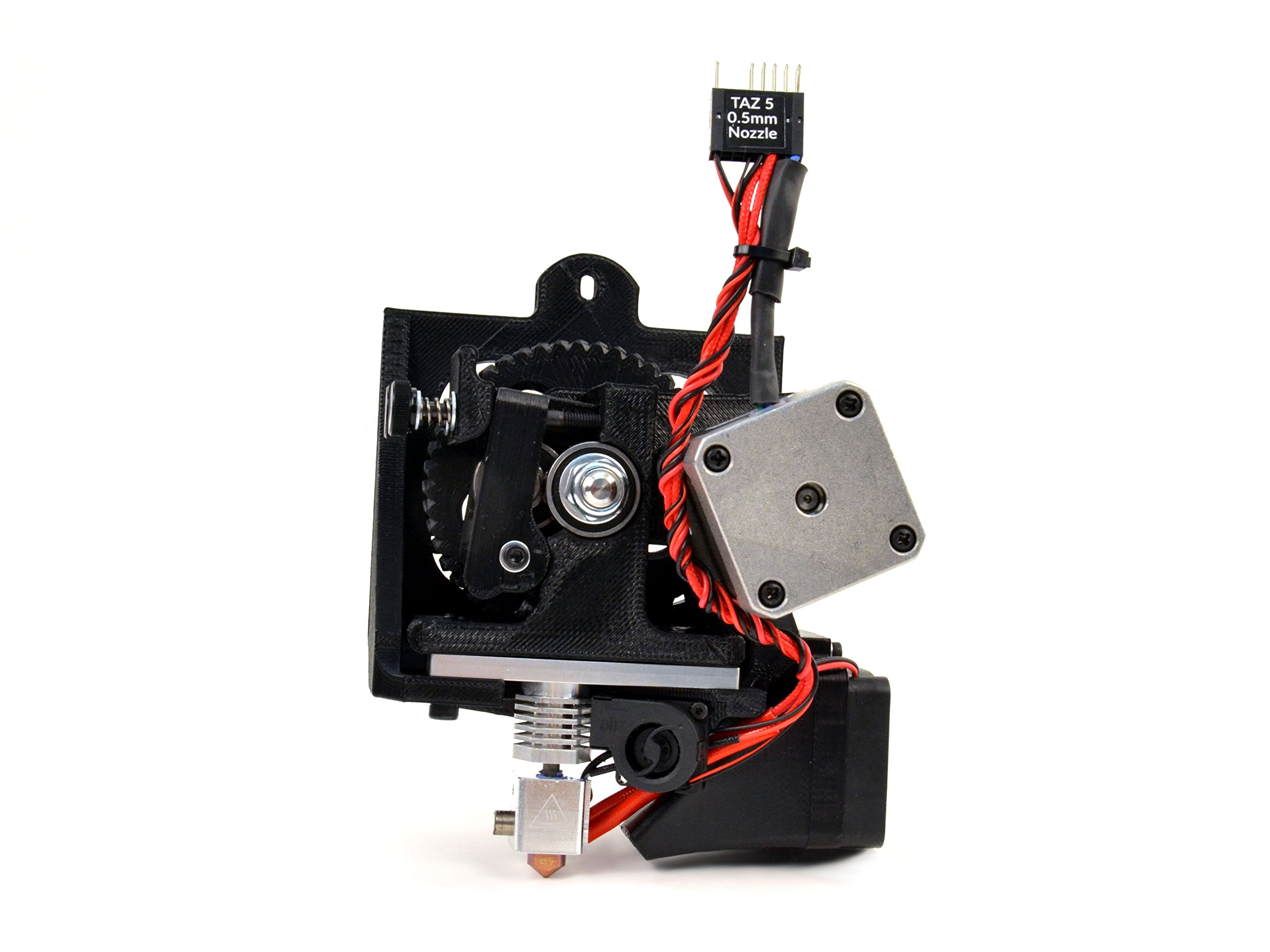 LulzBot TAZ Single Extruder Tool Head V2c, 0.5 Nozzle