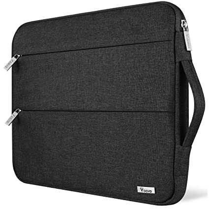 8f8c2bd96c61 Voova 11 11.6 12 Inch Laptop Sleeve Case Cover, Water Resistant Computer  Protective Bag Compatible with MacBook Air 11, Mac 12, Surface Pro 6 5 4 3,  ...