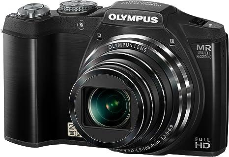 Olympus SZ-31MR - Cámara compacta de 16 MP (Pantalla táctil de 3 ...