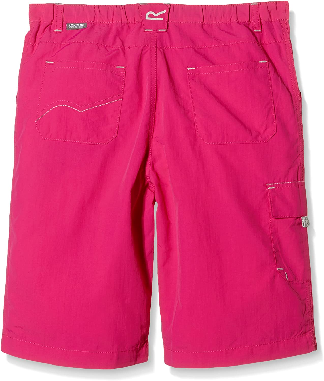 Regatta Girl s Sorcer Pantalones Cortos