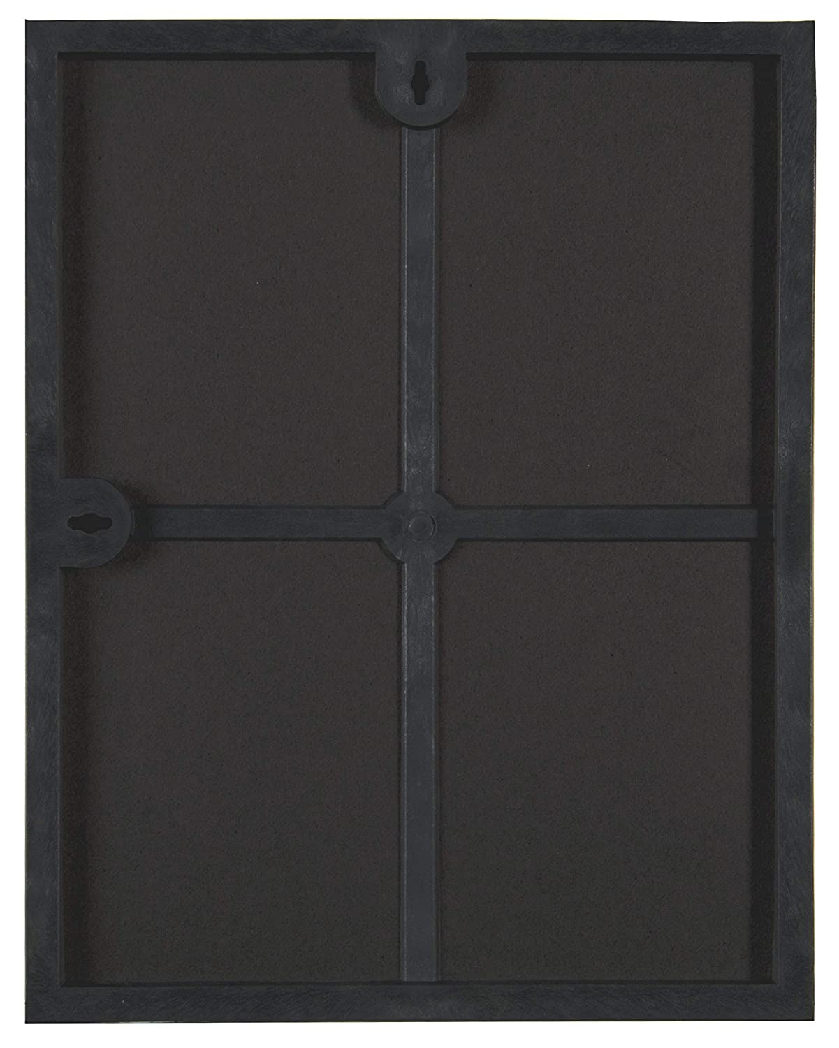 Amazon.com - Snap 11x14 Front Loading Narrow Photo Frame with Black Mat For 8x10, For Wall or Tabletop Display - Luxury Frames