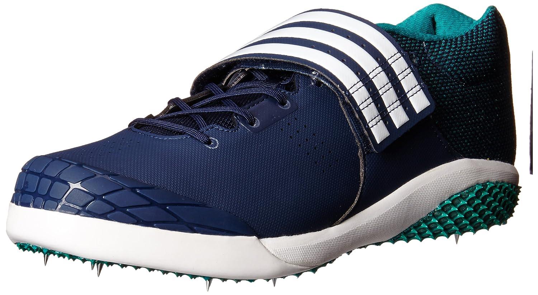 Bleu Marine (Collegiate Navy)   Blanc   Vert Adidas Perforhommece Adizero Javelin Running chaussures 50 2 3 EU