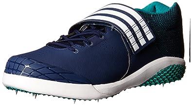 adidas performance adizero giavellotto scarpa da corsa, marina collegiale