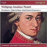 Mozart: Divertimentos - Adagios & Fugues - Grande Sestetto Concertante