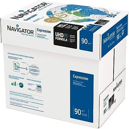 Navigator Expression - Paquete de 2500 folios de papel para ...