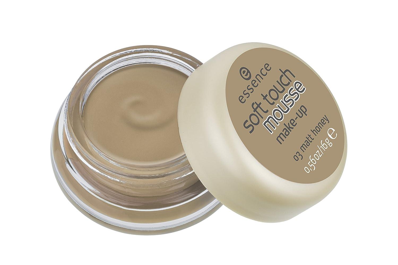 Essence Soft Touch, Acabado de maquillaje (03) - 1 unidad ES525338