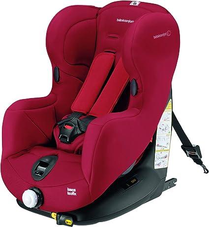 Bébé Confort Iseos, Silla de coche grupo 1 Isofix, rojo (Raspberry ...