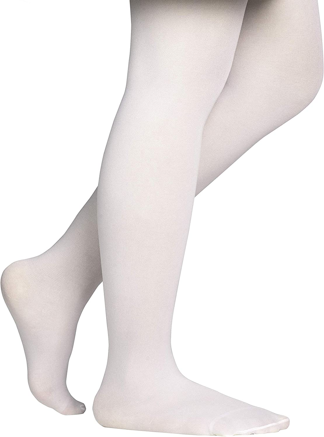 Dancina Girls Students Footed Ballet Dance School Tights Toddler//Little Girls//Big Girls