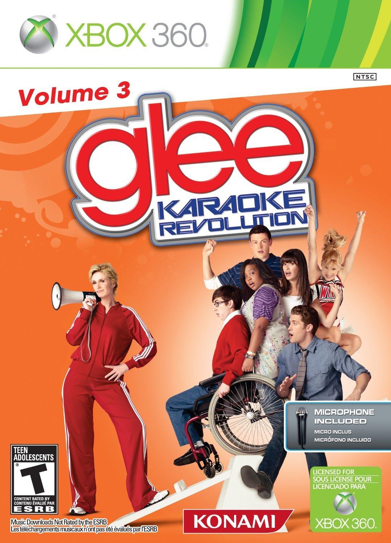 Karaoke Revolution Glee Vol 3 Bundle (Dates Tbd)
