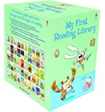 My First Reading Library, 50 Books [Paperback]
