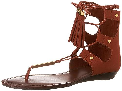 e646ad942e1f Aldo Women s Jakki Micro Wedge Gladiator Sandal