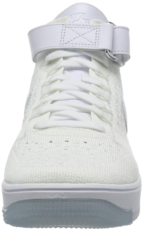 Nike AF1 Ultra Flyknit Mid, Zapatillas de Baloncesto para Hombre: MainApps: Amazon.es: Zapatos y complementos