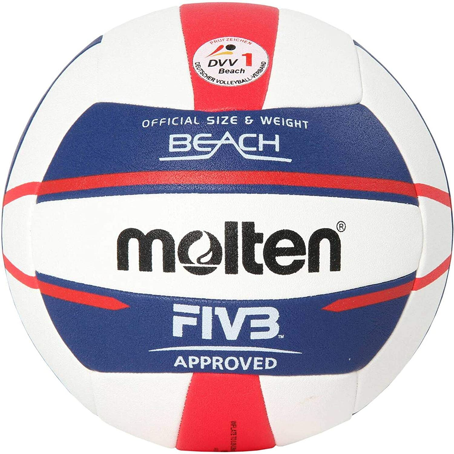 MOLTEN - Pelota de Europe v5b5000 de de Beach Voleibol, Color ...