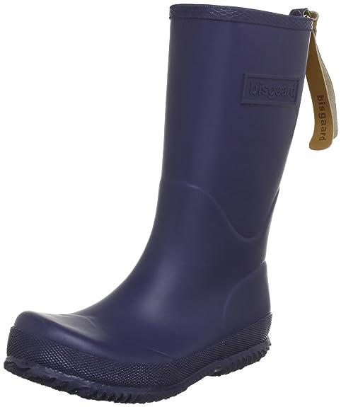 Bisgaard RAIN BOOT, Botas de Caucho, Niños, Verde (31 lightgreen), 32