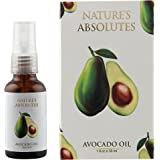 Nature's Absolutes Avocado Carrier Oil, 30ml