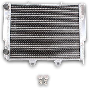 aluminum radiator POLARIS RZR 800 RZR800 RZR800S 07 08 09 10 11 2010 2011