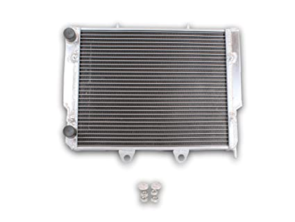 2007-2014 All Aluminum Radiator for Polaris RZR 800 and RZR 800S 07 08 09  10 11 12 13 14
