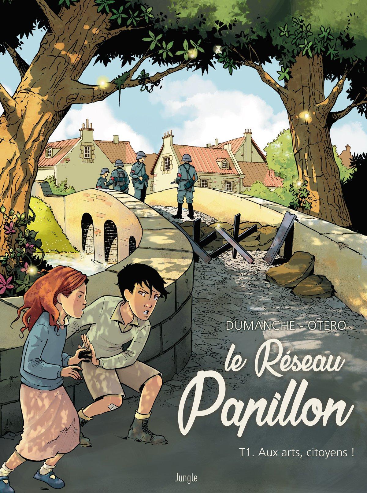 Le Réseau Papillon (1) : Aux arts, citoyens !