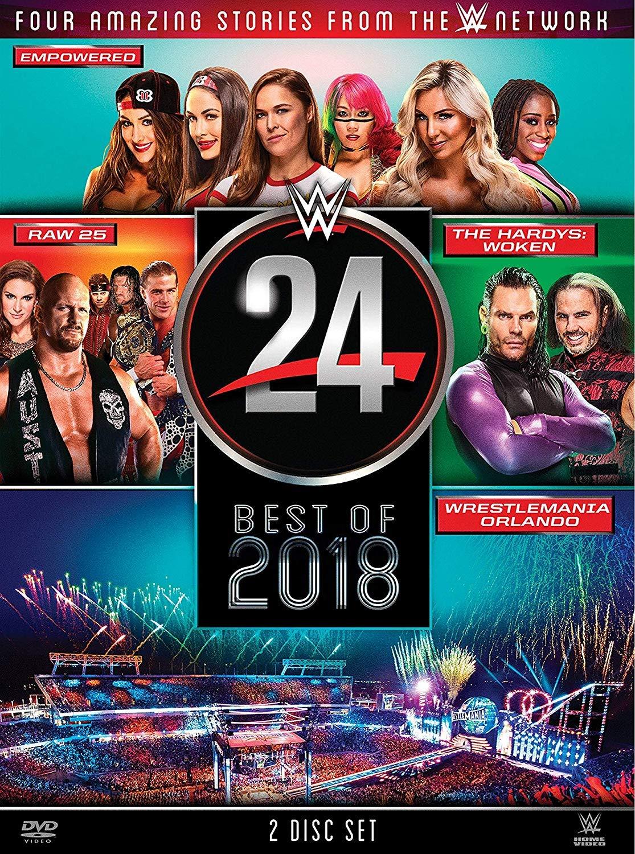 Wwe 24: Best Of 2018 2 Dvd Edizione: Stati Uniti Italia: Amazon.es: Cine y Series TV