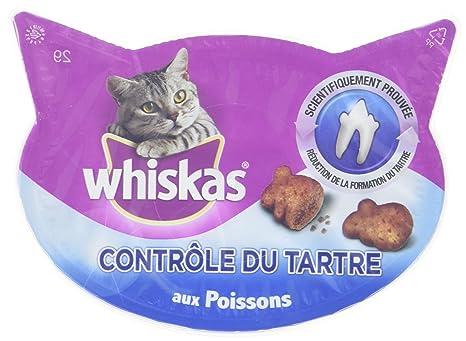 Whiskas, Dulces para gatos, caja de 40 gr, Pack de 8: Amazon ...