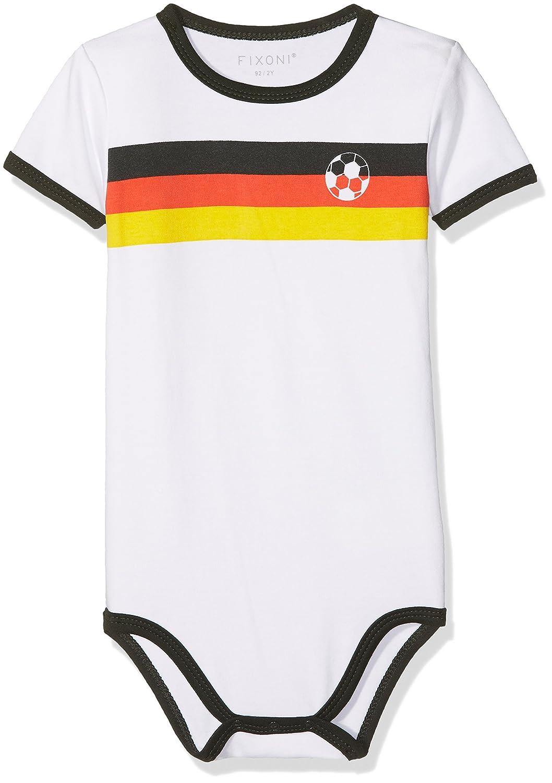 Fixoni Soccer German Ss, Body Unisex-Bimbi 33194