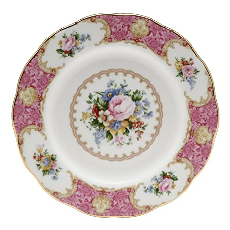 Royal Albert Lady Carlyle Salad Plate 8-inches  sc 1 st  Amazon.com & Amazon.com | Royal Albert Lady Carlyle Salad Plate 8-inches: Salad ...