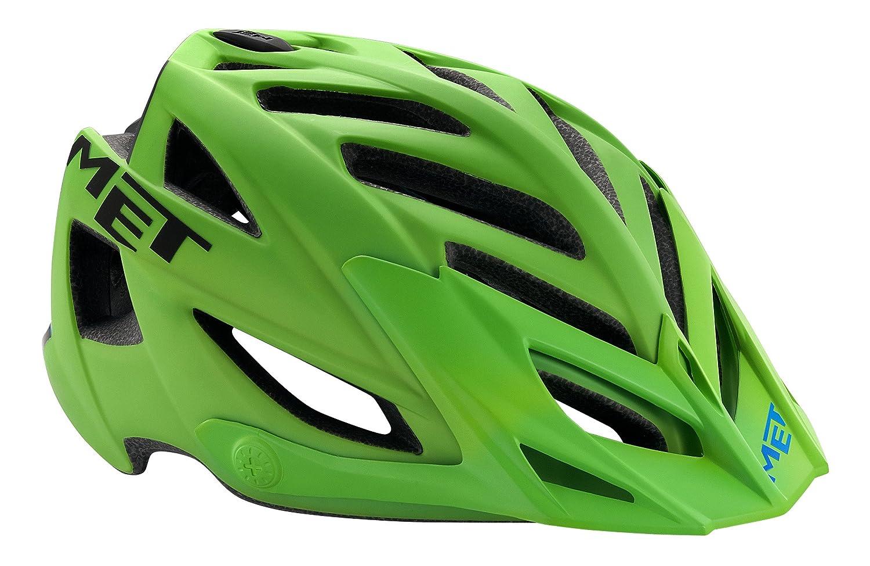 Unisex MET Terra Matt Casco de Ciclismo
