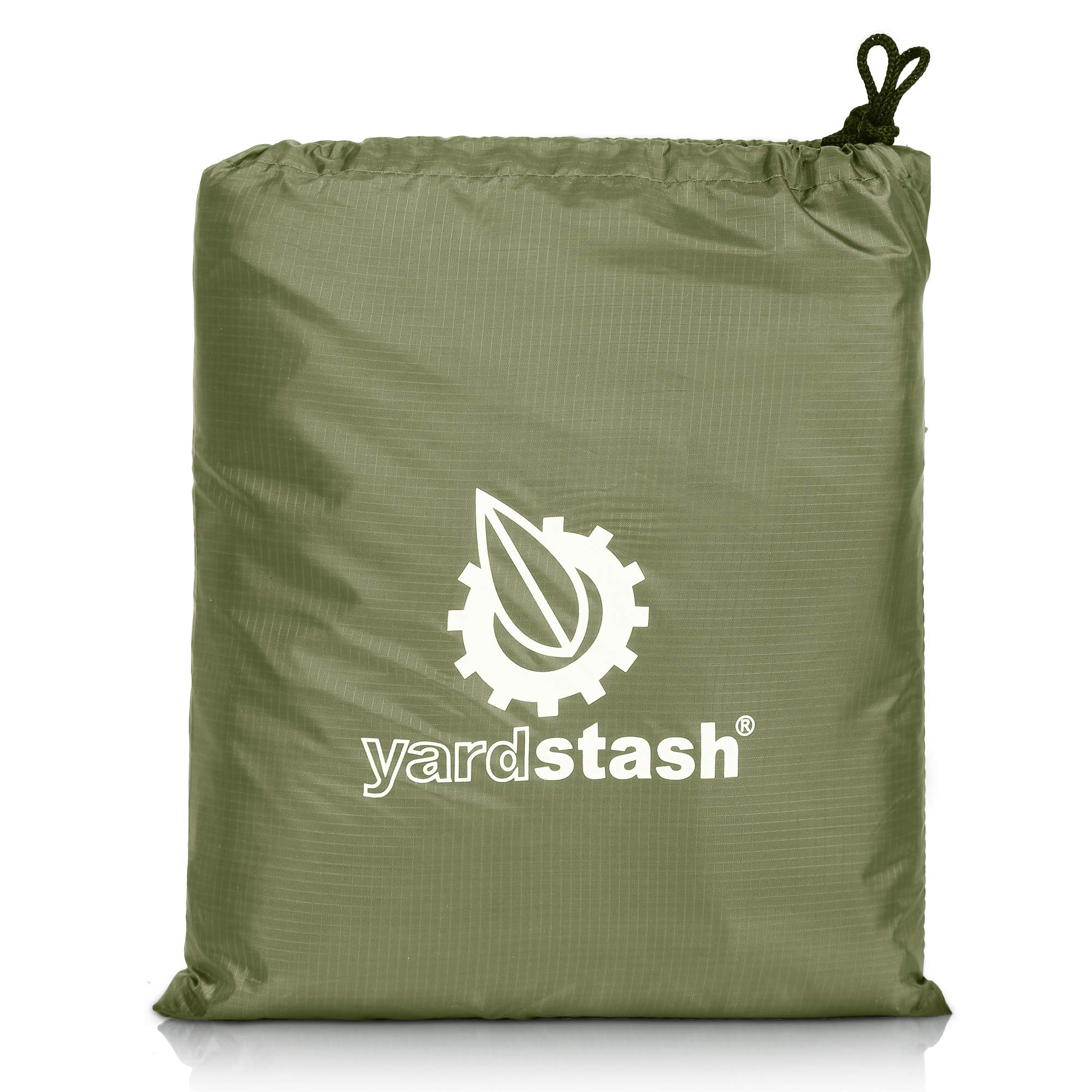 YardStash Bicycle Cover XL: Extra Large Size for Beach Cruiser Cover, 29er Mountain Bike Cover, Electric Bike Cover, Multiple Kids' Bike Cover and Cover for Bikes with Baskets, Child Seats or Racks by YardStash (Image #7)