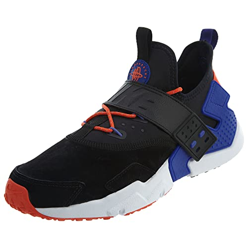 save off 6ebc1 d9d19 Image Unavailable. Image not available for. Color  Nike Air Huarache Drift  PRM  AH7335-002  Men Casual Shoes Black Violet