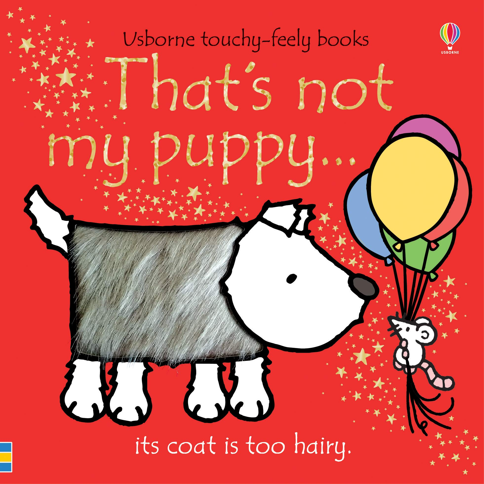 That's not my puppy...: 1: Amazon.co.uk: Fiona Watt, Rachel Wells, Rachel  Wells: 9781474959063: Books