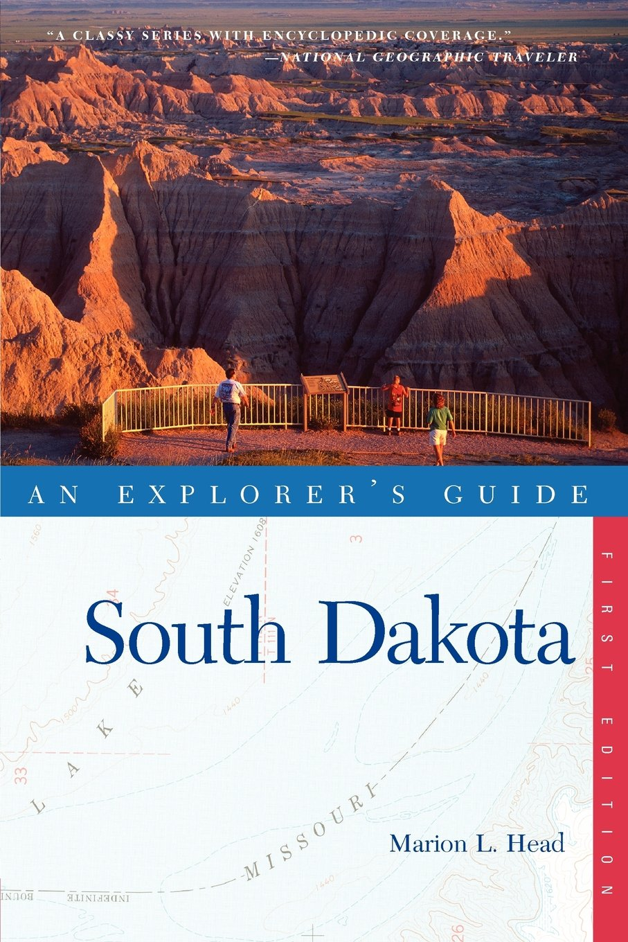 Explorer's Guide South Dakota