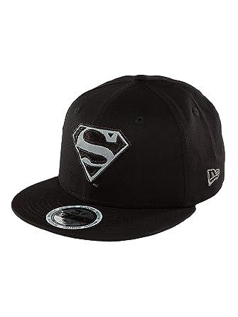 New Era 9Fifty Junior Reflect Superman Cap Basecap Baseballcap Flat Brim  Snapback Comic Kappe Cap Basecap 4004270001