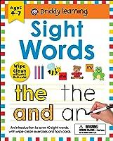 Wipe Clean Workbook: Sight Words (Enclosed Spiral