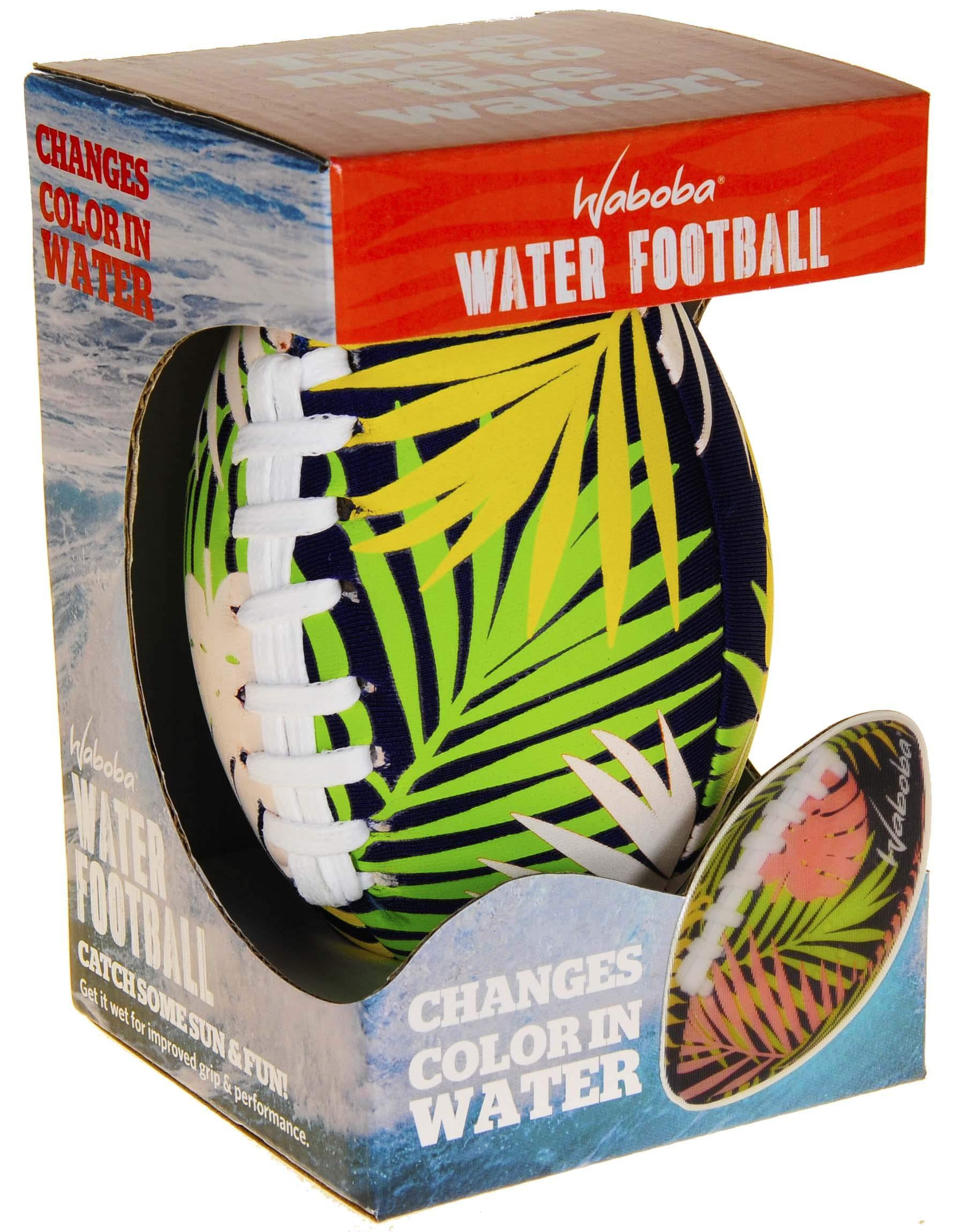 Waboba Color Changing Water Football 6'' // Bundle of 2 Footballs (Random Colors) // Bonus Blue Nylon Mesh Carry Bag// Bundled Items by Waboba (Image #6)