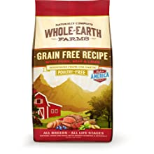 Whole Earth Farms Grain Free Recipe Dry Food